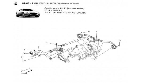 OIL VAPOUR RECIRCULATION SYSTEM