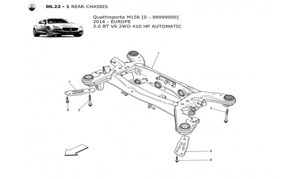REAR CHASSIS