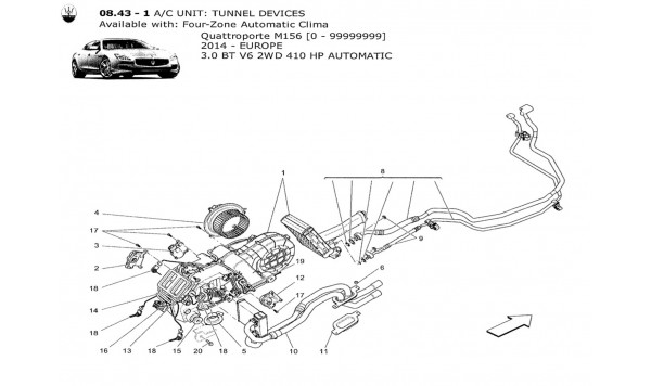 A/C UNIT: TUNNEL DEVICES