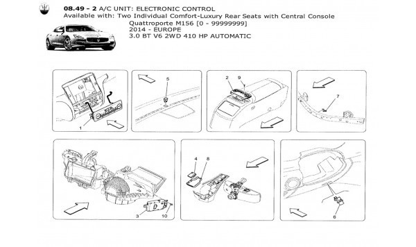 A/C UNIT: ELECTRONIC CONTROL