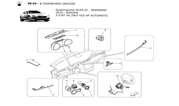 DASHBOARD DEVICES