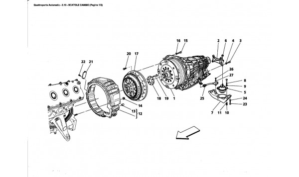 GEARS HOUSING (Page 1/2)