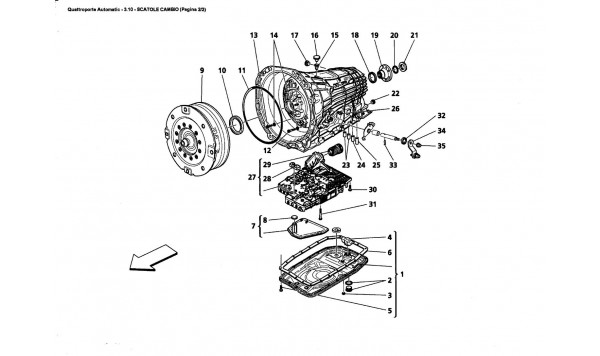 GEARS HOUSING (Page 2/2)