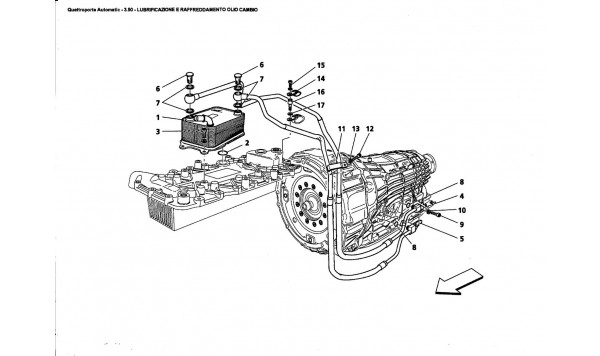LUBRICATION AND COOLING FOR GEARBOX OIL