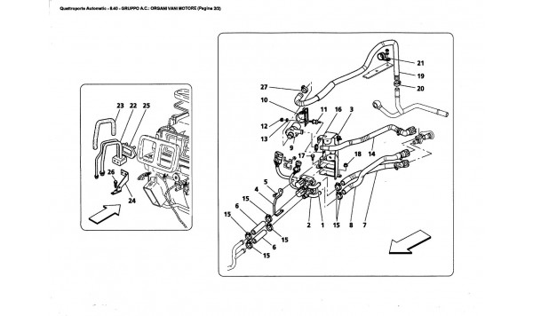A.C GROUP: ENGINE COMPARTMENT PARTS (Page 2/2)