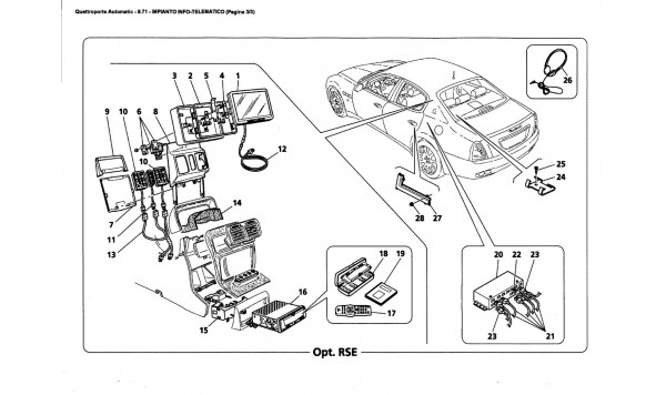 INFO-TELEMATIC SYSTEM (Page 3/3)