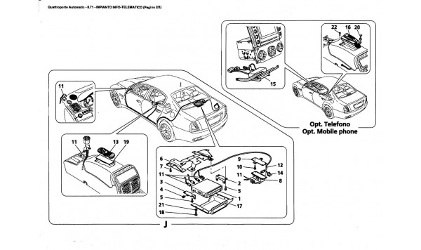 INFO-TELEMATIC SYSTEM (Page 2/3)