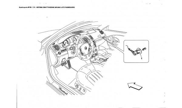 PASSENGER AIR-BAG BLOCKING SYSTEM
