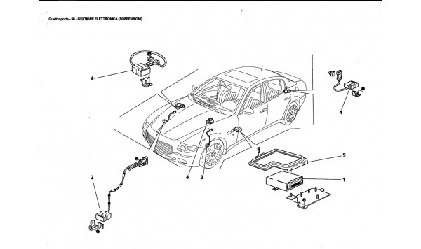 ELECTRONIC CONTROLS (SUSPENSIONS)