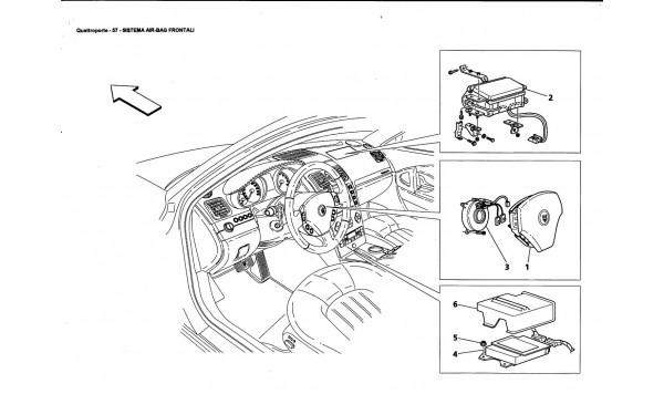 FRONTAL AIR-BAG SYSTEM