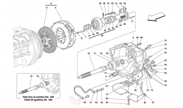 CLUTCH - CONTROLS -Not for 456M GTA-